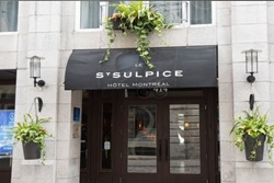 le saint sulpice hotel in montreal dog friendly hotels in montreal canada